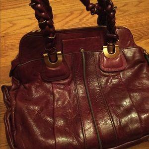 a226162ea9 Chloe Bags   Heloise Womens Purple Medium Tote Bag   Poshmark